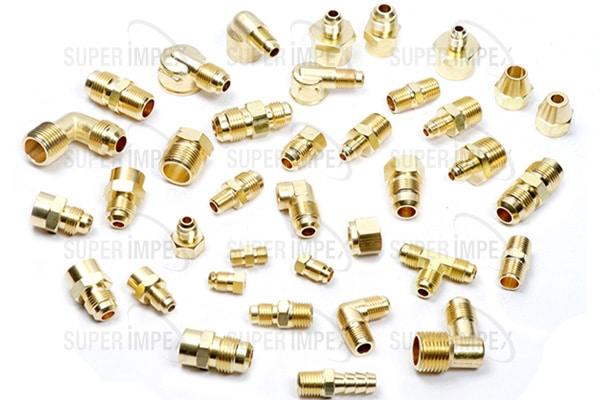 Brass Automobile Parts, Brass Automotive Parts Manufacturer and Supplier - Super Impex