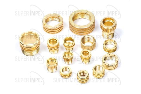 Brass PPR, Brass PPR Inserts Manufacturer, Supplier and Exporter in Jamnagar