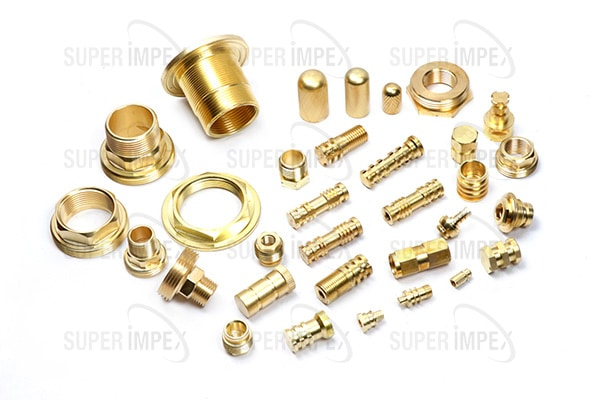 Manufacturer of Brass Precision Auto Parts, Auto Parts Shop near me in Jamnagar