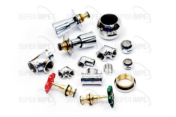 Brass Parts Manufacturer and Supplier in Jamnagar
