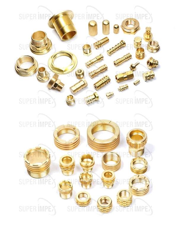 India's Best Manufacturer of Brass Parts in Jamnagar, Gujarat, India